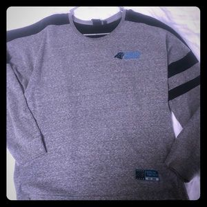 Carolina panthers sweatshirt!
